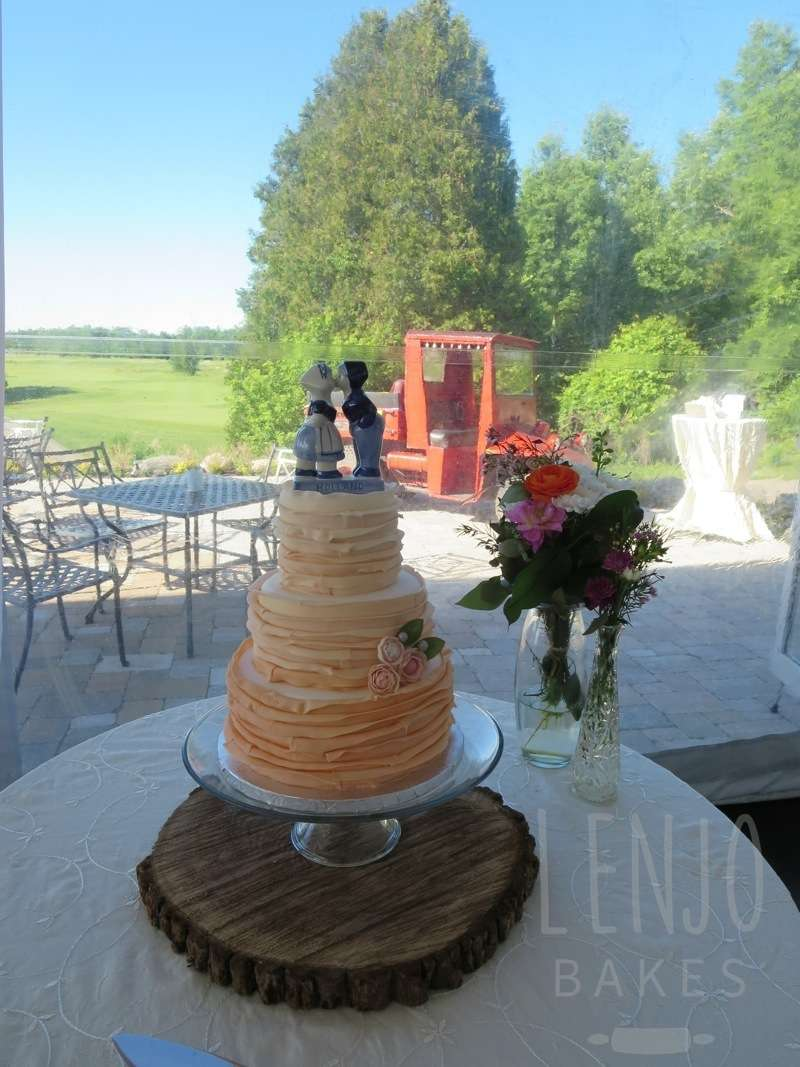 LenJo Bakes – Kendra and Eric's Wedding