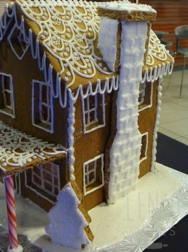 LenJo Bakes – Gingerbread Competition