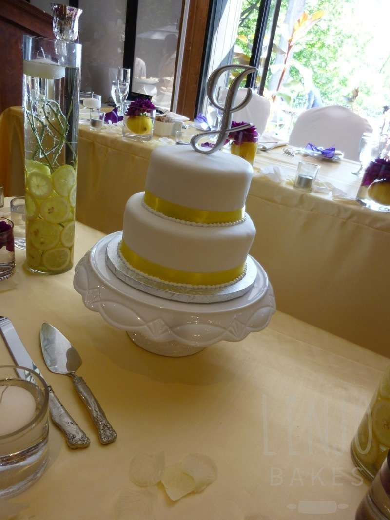 LenJo Bakes – André and Jeannette's Wedding